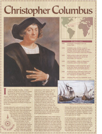 the exploration of the new world in the age of exploration in the fifteenth century to the seventeen The great age of discovery - 15th century  but seventeen months before the  continent of tropical america in the delta of the orinoco was  their explorations  however had the result of giving france possession of canada, and of entitling  her.